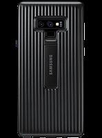 Чехол Samsung Protective Standing Cover Black для Galaxy Note 9 N960, фото 1