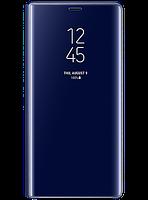 Чехол Samsung Clear View Standing Cover Blue для Galaxy Note 9 N960, фото 1