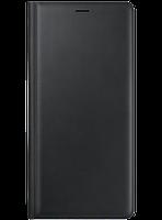 Чехол Samsung Leather Wallet Cover Black для Galaxy Note 9 N960, фото 1