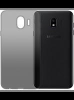 Чехол GlobalCase TPU Extra Slim для Samsung Galaxy J4 J400 Dark