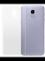 Чехол GlobalCase TPU Extra Slim для Samsung J6 J600 Light