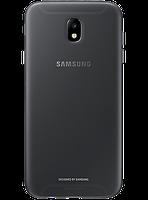 Чехол Samsung Jelly Cover EF-AJ730TBEGRU Black для Galaxy J7 (2017) J730, фото 1