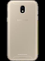 Чехол Samsung Jelly Cover EF-AJ530TFEGRU Gold для Galaxy J5 (2017) J530, фото 1