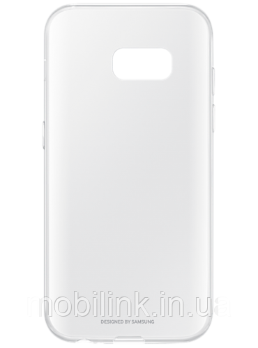 Чехол Samsung Clear Cover EF-QA320TTEGRU Transparent для Galaxy A3 (2017)