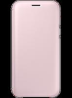 Чехол Samsung Wallet Cover EF-WJ530CPEGRU Pink для Galaxy J5 (2017) J530, фото 1