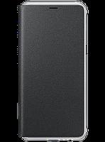 Чехол Samsung Neon Flip Cover Black для Galaxy А8 (2018) A530, фото 1
