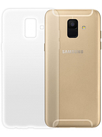 Чехол GlobalCase TPU Extra Slim для Samsung Galaxy A6 A600 Light