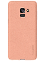 Чехол Araree Silicon Cover Pink для Galaxy А8+ (2018) A730