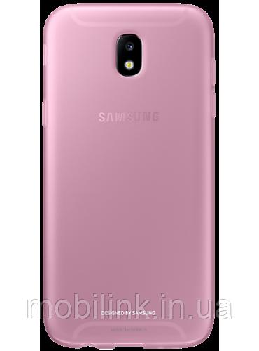 Чехол Samsung Jelly Cover EF-AJ530TPEGRU Pink для Galaxy J5 (2017) J530
