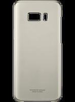 Чехол Samsung Clear Cover EF-QG955CFEGRU Gold для Galaxy S8+ G955, фото 1