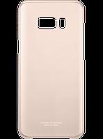 Чехол Samsung Clear Cover EF-QG955CPEGRU Pink для Galaxy S8+ G955, фото 1