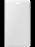 Чехол Samsung Flip Wallet EF-WJ120PWEGRU White для Galaxy J1 (2016), фото 1