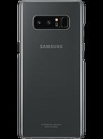 Чехол Samsung Clear Cover EF-QN950CBEGRU Black для Galaxy Note 8 N950, фото 1