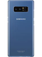 Чехол Samsung Clear Cover EF-QN950CNEGRU Deep Blue для Galaxy Note 8 N950, фото 1