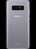 Чехол Samsung Clear Cover EF-QN950CVEGRU Orchid Gray для Galaxy Note 8 N950, фото 1
