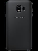 Чехол Samsung Dual Layer Cover Black для Galaxy J4 (2018) J400, фото 1