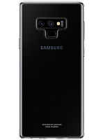 Чехол Samsung Clear Cover Transparent для Galaxy Note 9 N960, фото 1