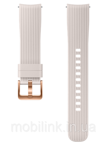 Ремешок Samsung Galaxy Watch 42мм Silver ET-YSU81MSEGRU