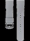 Ремешок Samsung Gear Sport Silicone Band Gray ET-YSN60MJEGRU, фото 2