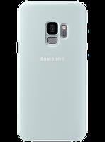 Чехол Samsung Silicone Cover Blue для Galaxy S9 G960, фото 1