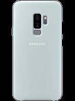 Чехол Samsung Silicone Cover Blue для Galaxy S9+ G965, фото 1