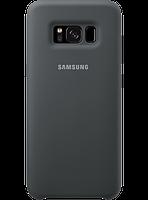 Чехол Samsung Silicone Cover EF-PG950TSEGRU Gray для Galaxy S8 G950, фото 1