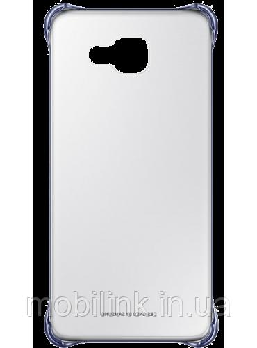 Чехол для Samsung A310 Clear Cover BLACK (EF-QA310CBEGRU)