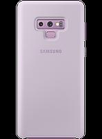 Чехол Samsung Silicone Cover Violet для Galaxy Note 9 N960, фото 1