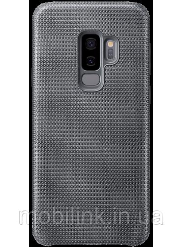 Чехол Samsung Hyperknit Cover Gray для Galaxy S9+ G965