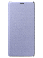 Чехол Samsung Neon Flip Cover Orchid Gray для Galaxy А8 (2018) A530, фото 1
