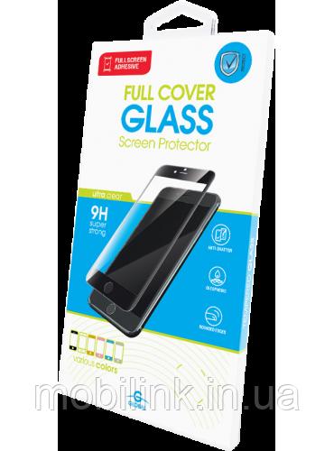 Защитное стекло Global TG Full для Samsung Galaxy A6 A600 Black