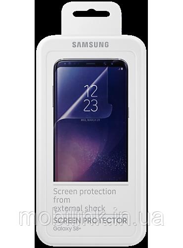 Защитная пленка Samsung ET-FG955CTEGRU для Galaxy S8+ G955