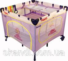 Кроватка манеж ARTI LuxuryGo