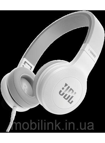 Наушники JBL E35 White (JBLE35WHT)