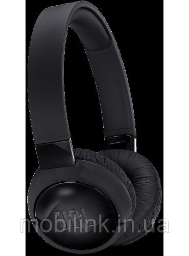 Bluetooth наушники JBL T600BTNC Black