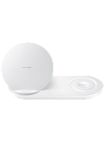 Беспроводное зарядное устройство Samsung Wireless Charger Duo EP-N6100 White, фото 1