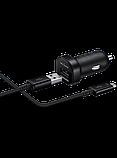 Автомобильное зарядное устройство Samsung Fast Charge Mini EP-LN930BBEGRU, фото 5