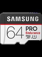 Карта памяти Samsung microSDXC 64GB PRO Endurance Class 10 (MB-MJ64GA/RU)