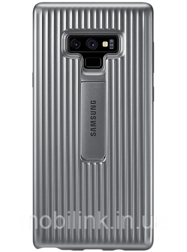 Чехол Samsung Protective Standing Cover Silver для Galaxy Note 9 N960
