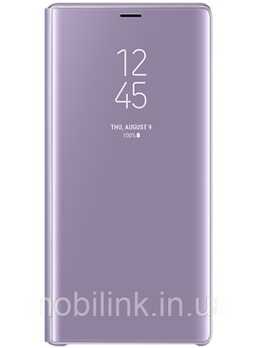 Чехол Samsung Clear View Standing Cover Violet для Galaxy Note 9 N960