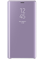 Чехол Samsung Clear View Standing Cover Violet для Galaxy Note 9 N960, фото 1