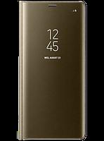 Чехол Samsung Clear View Standing Cover EF-ZN950CFEGRU Gold для Galaxy Note 8 N950, фото 1