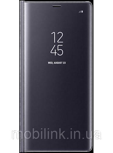 Чехол Samsung Clear View Standing Cover EF-ZN950CVEGRU Orchid Gray для Galaxy Note 8 N950