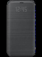 Чехол Samsung LED View Cover Black для Galaxy S9 G960, фото 1