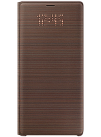 Чехол Samsung LED View Cover Brown для Galaxy Note 9 N960, фото 1