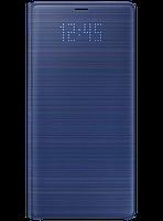 Чехол Samsung LED View Cover Blue для Galaxy Note 9 N960, фото 1