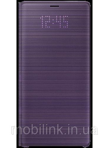 Чехол Samsung LED View Cover Violet для Galaxy Note 9 N960