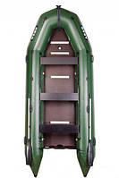 ПВХ лодка килевая пятиместная моторная (АМ-420-1К)