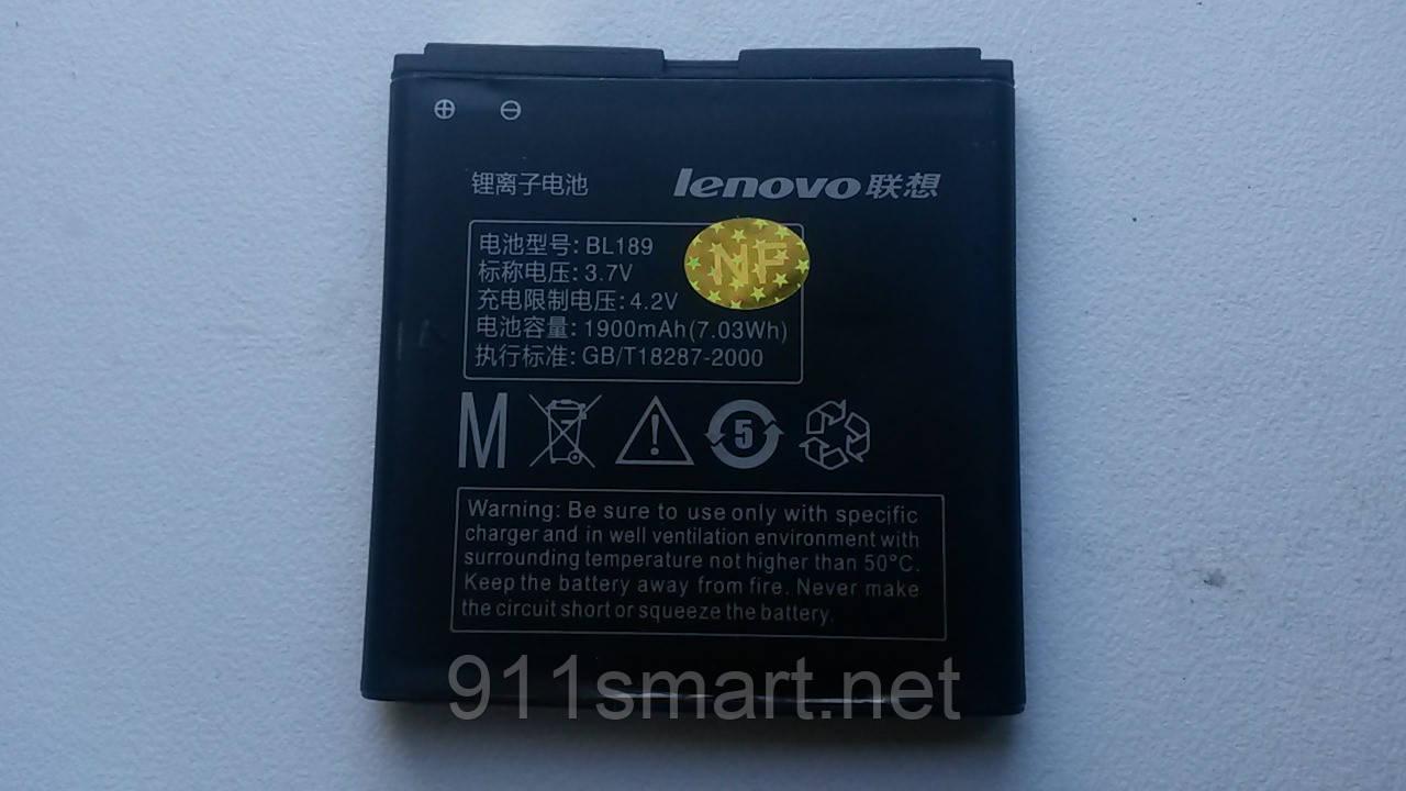 Аккумулятор батарея для Lenovo BL189