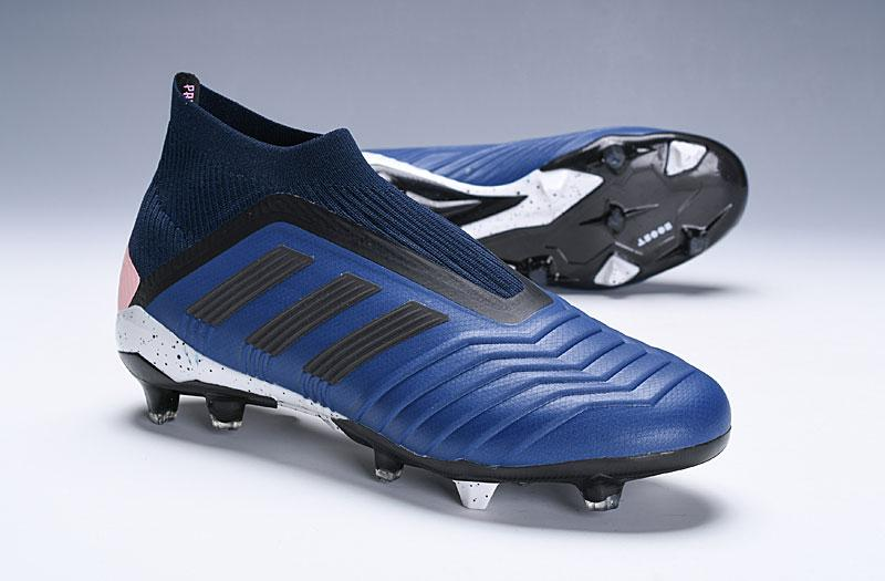 e2821a92 Футбольные бутсы adidas Predator 18+ FG Trace Blue/Legend Ink/Clear Orange -